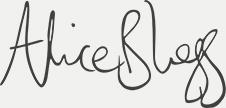 The Garnered - Alice Blogg Signature The Garnered