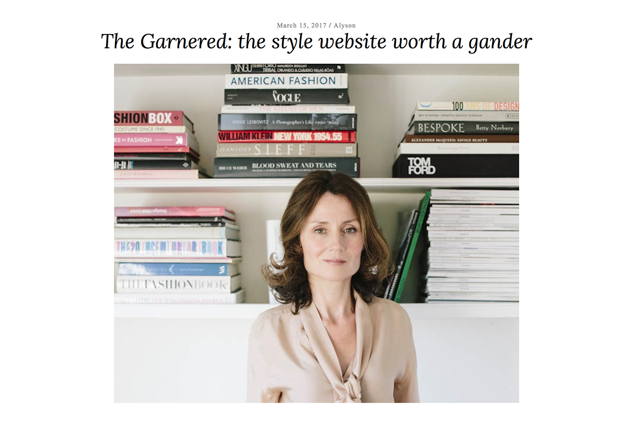 The Garnered - Thats Not My Age The Garnered Lead