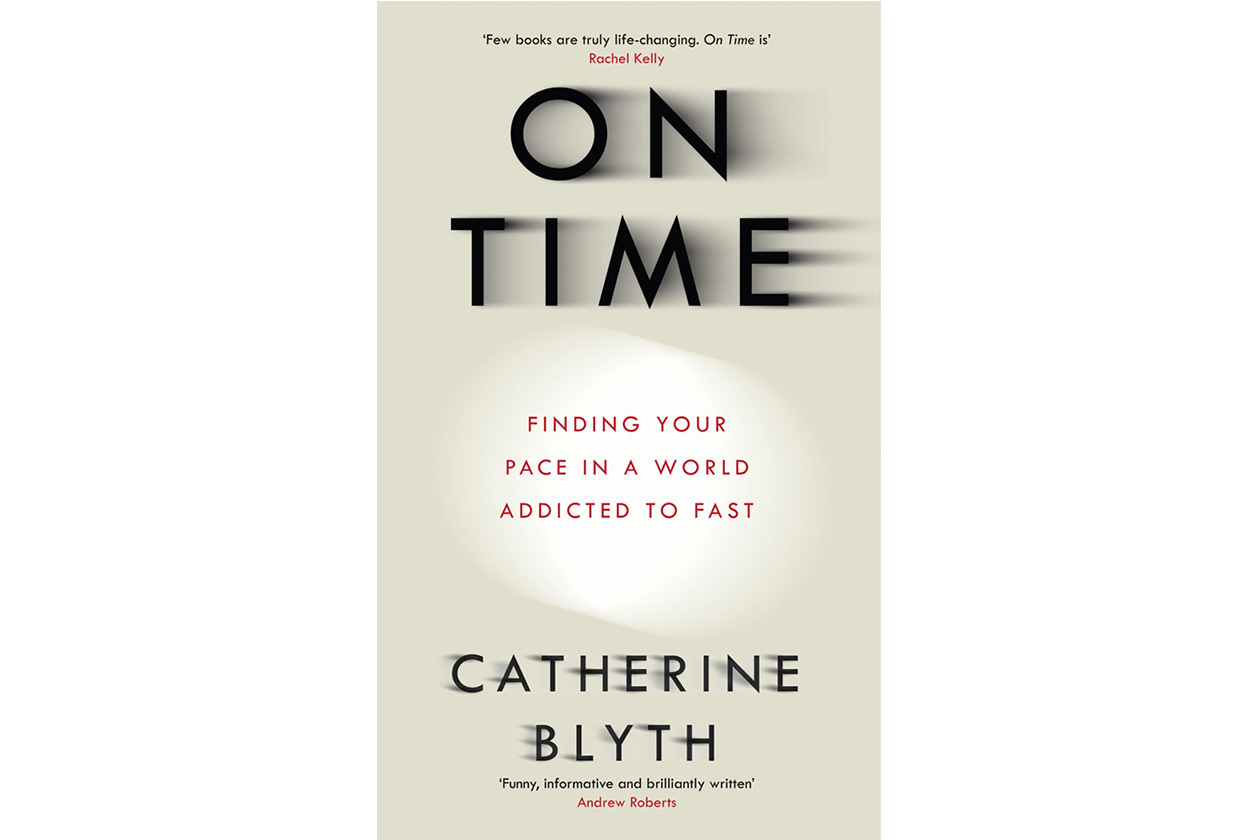 The Garnered - On Time Catherine Blyth The Garnered