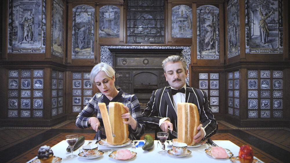 The Garnered - ' Food Rules Tomorrow' 2019 Film Still © Honey Bunny Sebastian Arlamovsky The Garnered Journal