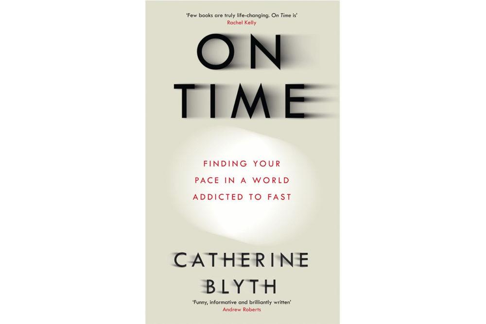 The Garnered - On Time Catherine Blyth The Garnered