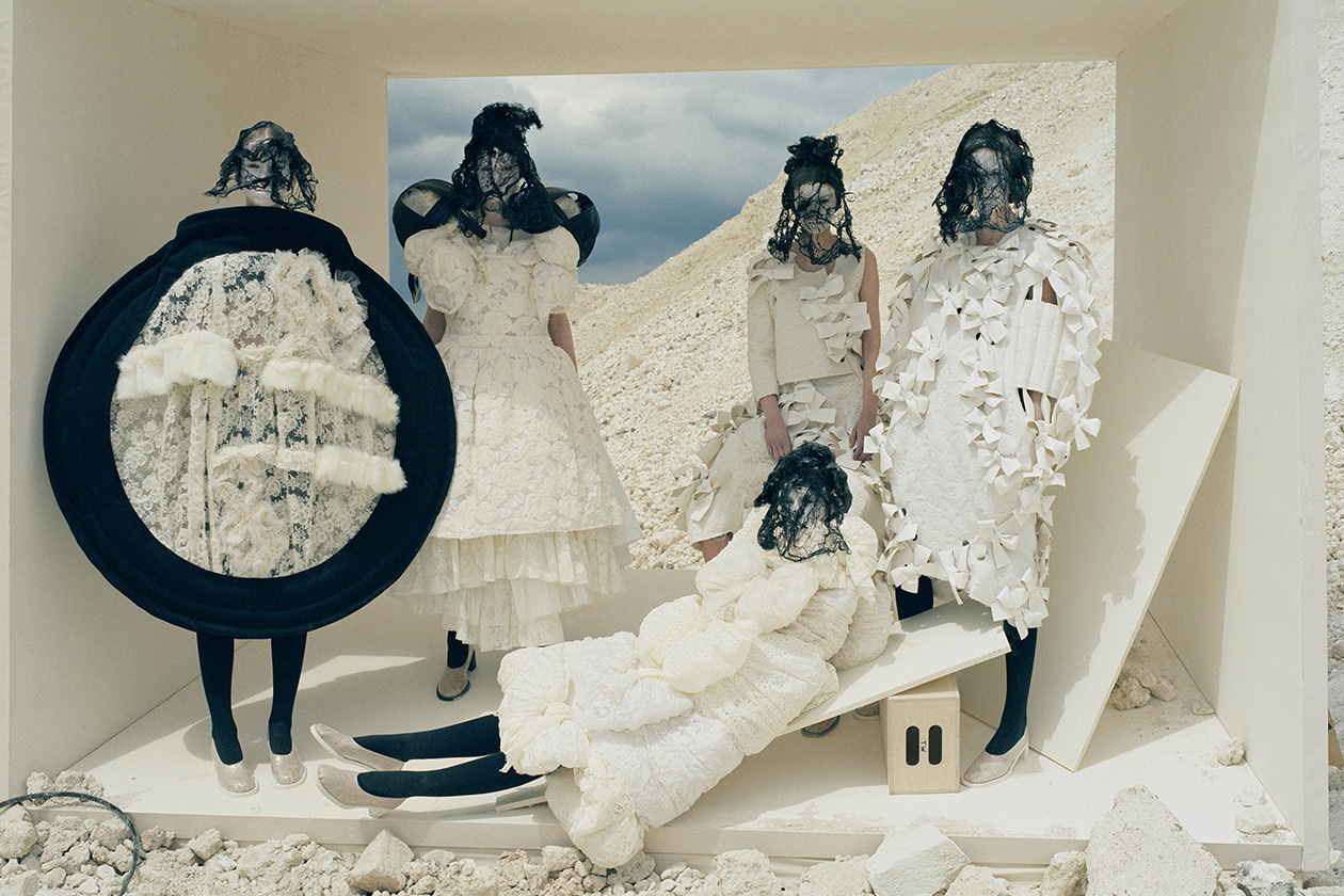The Garnered - Hyeres Festival Tim Walker The Garnered 2