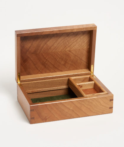 The Garnered - Keepsake Box Alice Blogg Wood The Garnered 4
