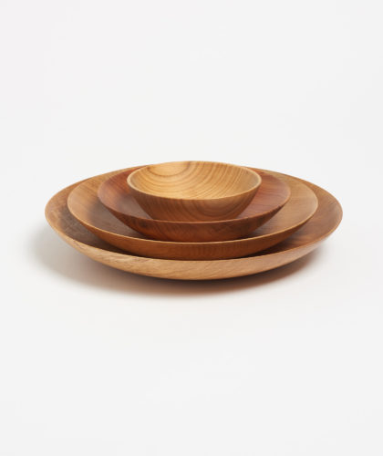 The Garnered - Set Of 4 Bowls Alice Blogg Wood The Garnered 2