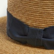 Almonzo Natural Straw Hat - Almonzo Anthony Peto Hats The Garnered 6