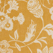 'Indienne' Fabric in Yellow - Antoinette Poisson Fabric Indienne Jaune The Garnered