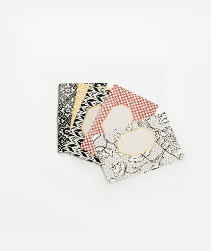 The Garnered - Envelope Wallet Antoinette Poisson The Garnered 004