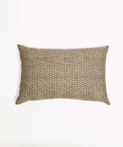 The Garnered - Weave Medium Cushion Antoinette Poisson The Garnered 001