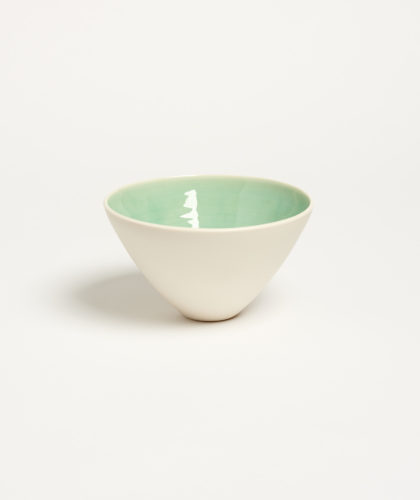 The Garnered - Mint Glaze Bowl Ben Sutton Ceramics The Garnered 1