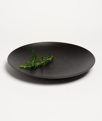 The Garnered - Blackcreek Mercantile Black Spice Plate Wood The Garnered 6