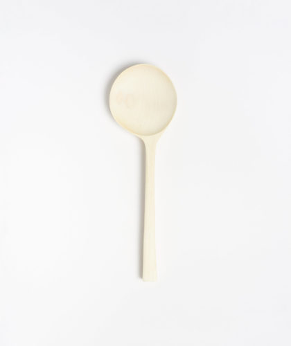 The Garnered - Blonde Lollipop Spoon Blackcreek Mercantile Wood The Garnered 89