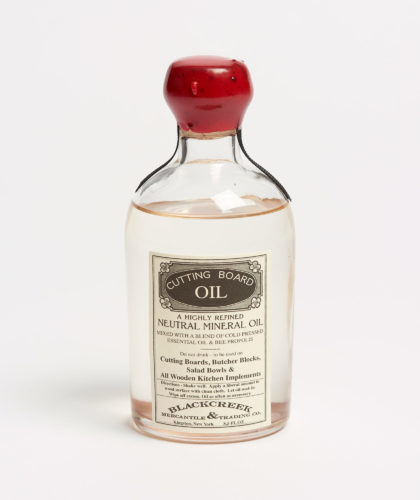 The Garnered - Board Oil Blackcreek Mercantile Wood The Garnered 123