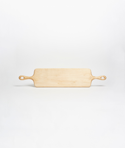 The Garnered - Blackcreek Mercantile Double Handle Cutting Board Wood The Garnered 28 Thumb
