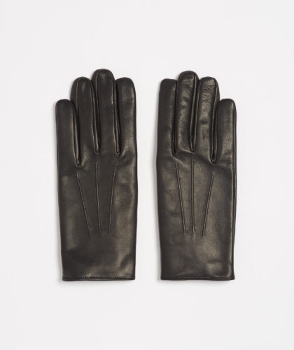 The Garnered - Causse Black Oscar Gloves The Garnered 63