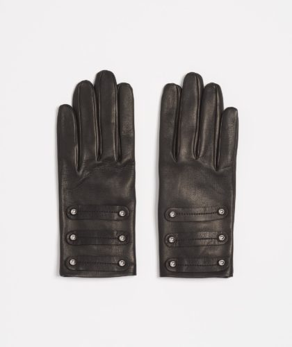 The Garnered - Causse Black Tara Gloves The Garnered 9