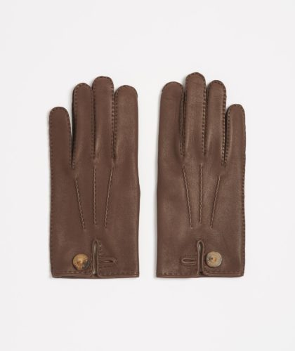 The Garnered - Causse Brown Honore Gloves The Garnered 64