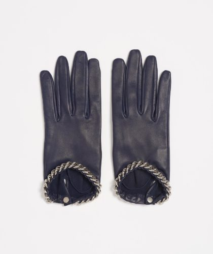 The Garnered - Causse Navy Ivanna Gloves The Garnered 34