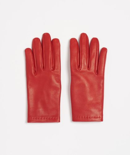 The Garnered - Causse Red Victoria Gloves The Garnered 1