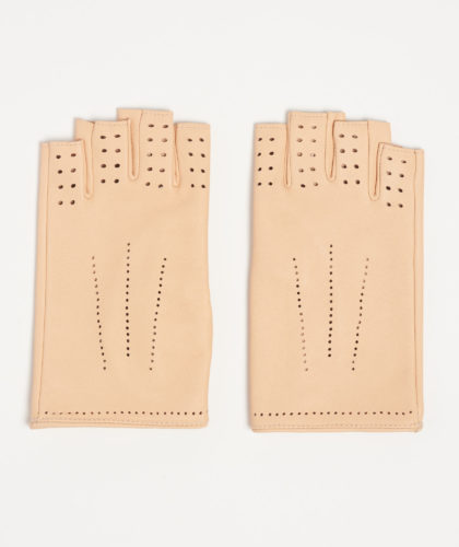 The Garnered - Balthazar Pink Causse Gloves The Garnered 4