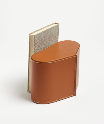 The Garnered - Connolly Bookend Leather The Garnered 35