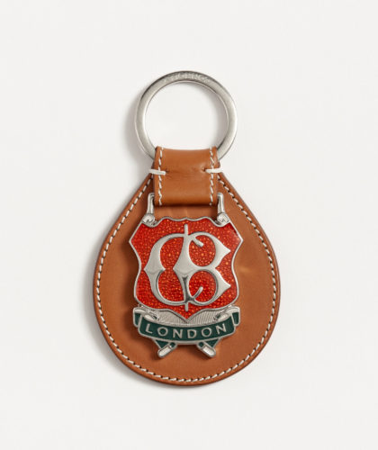 The Garnered - Connolly Keyring Leather The Garnered 16