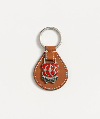 The Garnered - Connolly Keyring Leather The Garnered 17