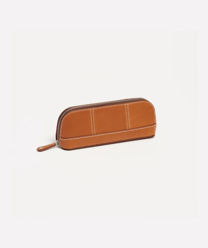 The Garnered - Connolly Pencil Case Leather The Garnered 1