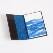Doe x Charlie Lee Potter Hand-Painted Notebook & Leather Cover - Doe Leather Charlie Lee Potter Notebook Cover The Garnered