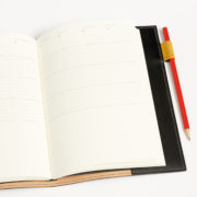 Doe x Mark + Fold Limited-Edition Leather Notebook Cover - Doe Leather Notebook Cover The Garnered 1