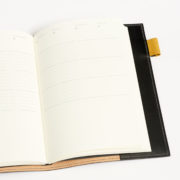 Doe x Mark + Fold Limited-Edition Leather Notebook Cover - Doe Leather Notebook Cover The Garnered 2