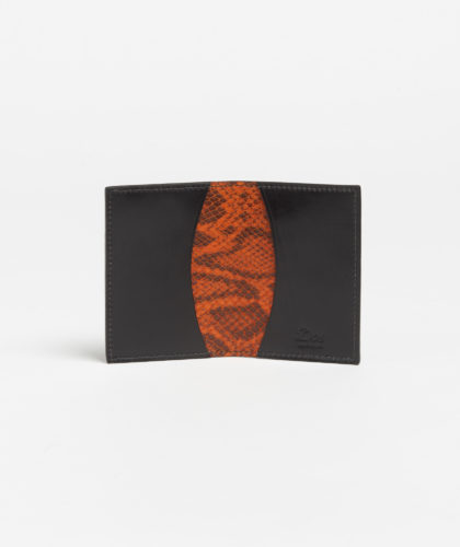 The Garnered - Card Wallet Bag Doe Leather The Garnered 16