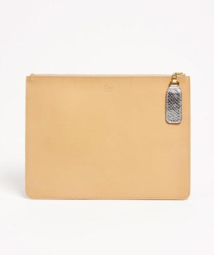 The Garnered - Ipad Clutch Doe Leather The Garnered 15