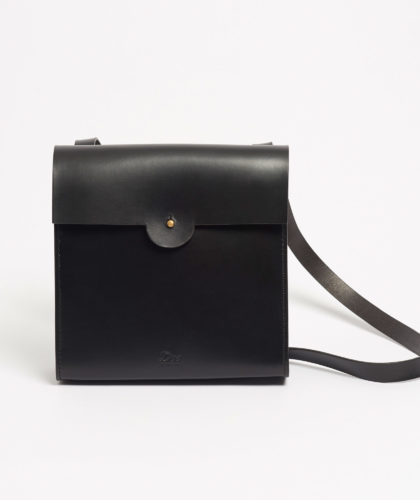 The Garnered - Satchel Doe Leather The Garnered 7