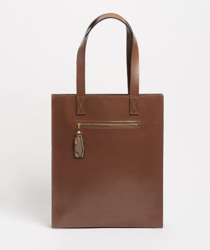 The Garnered - Tote Doe Leather The Garnered 32
