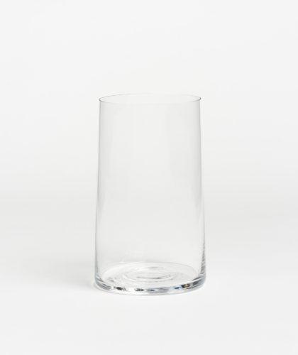 The Garnered - Canister Forget Me Not Vase Deborah Ehrlich Glassware The Garnered 41