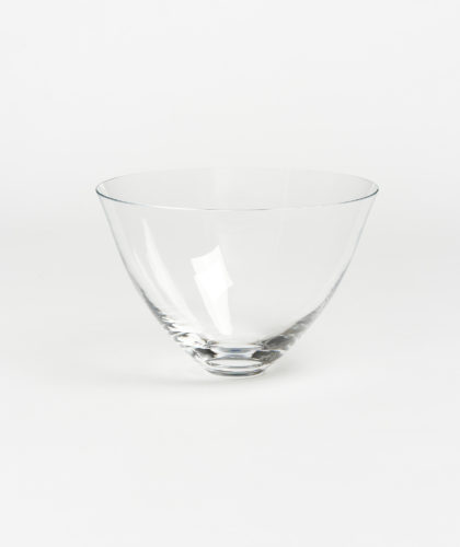 The Garnered - Medium Crystal Bowl Deborah Ehrlich Glassware The Garnered 40