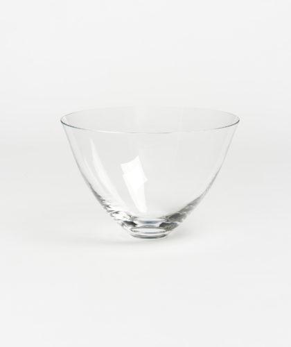 The Garnered - Medium Crystal Bowl Deborah Ehrlich Glassware The Garnered 40