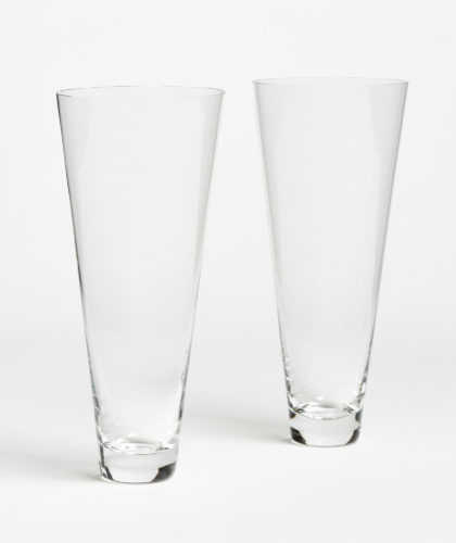 The Garnered - Pilsner Glass Deborah Ehrlich Glassware The Garnered 26