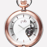 Rehab 40 S Rose Gold – Pocket Watch - Fob Rehab 40 S Pink Gold Pocket Watch Fob Watches The Garnered 9