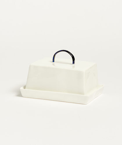 The Garnered - Butter Dish Feldspar Ceramics The Garnered 1 1