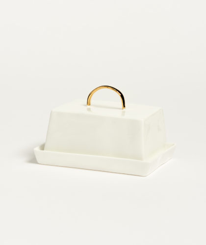 The Garnered - Butter Dish Feldspar Ceramics The Garnered 2