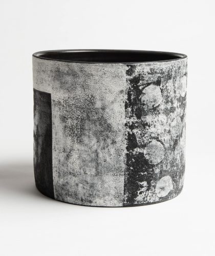The Garnered - Bucket Vessel Kathy Erteman Ceramics The Garnered 50 Copy