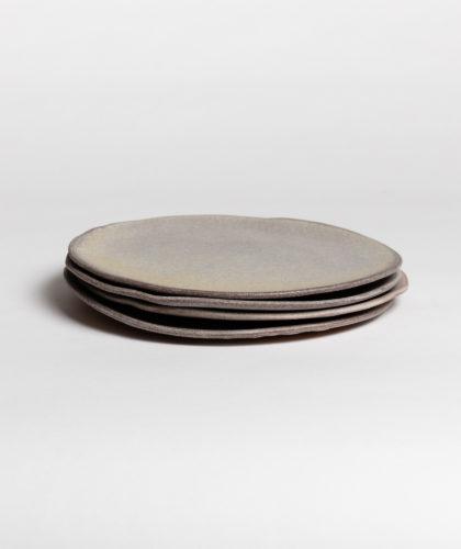 The Garnered - Natural Large Plate 4 Marion Graux Ceramics The Garnered 058