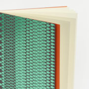 Margo Selby Limited-Edition Handmade Notebook – Green & Orange - Mark And Fold Margo Selby Notebook The Ganered 9