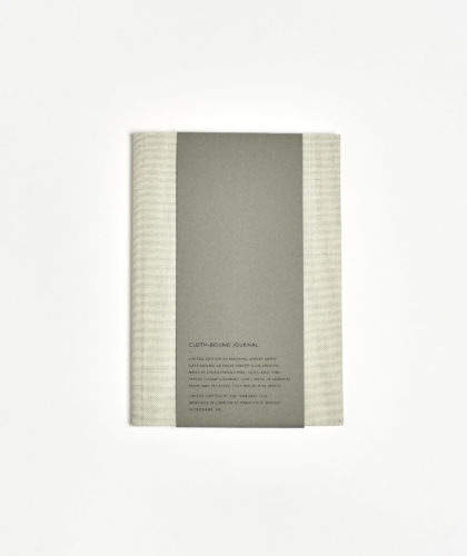 The Garnered - Cloth Bound Journal Mark And Fold Stationery The Garnered 26