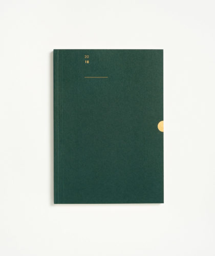 The Garnered - Mark And Fold 2018 Diary The Garnered 10