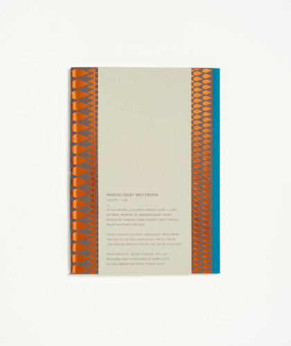 The Garnered - Mark And Fold Margo Selby Notebook The Garnered 1