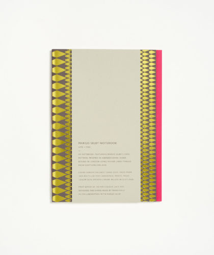 The Garnered - Mark And Fold Margo Selby Notebook The Garnered 4