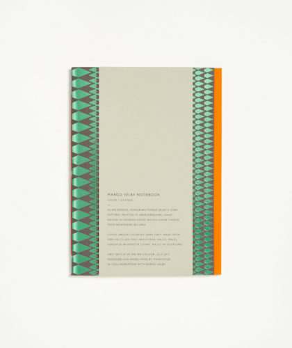 The Garnered - Mark And Fold Margo Selby Notebook The Garnered 7