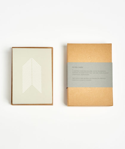The Garnered - Muted Cards Box Mark And Fold Stationery The Garnered 36